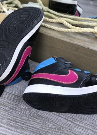 Высокие кроссовки nike2