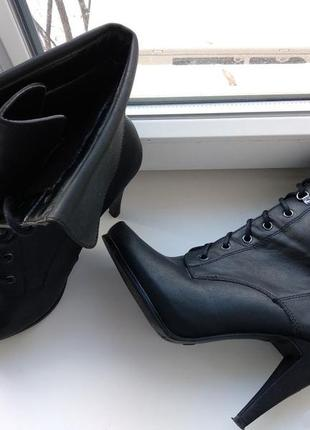 Брендові чоботи жіночі new look 42 [великобританія] 28 см (сапоги женские)2 фото