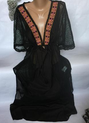 Крутая шикарная  вещь ) туника платье