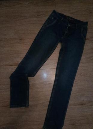 Утеплені джинси утепленные джинсы на флисе 9f94df794a21e