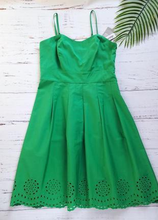 New. шикарное летнее платье george р. m-l
