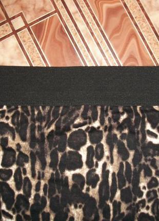 Трикотажная юбка- карандаш3 фото