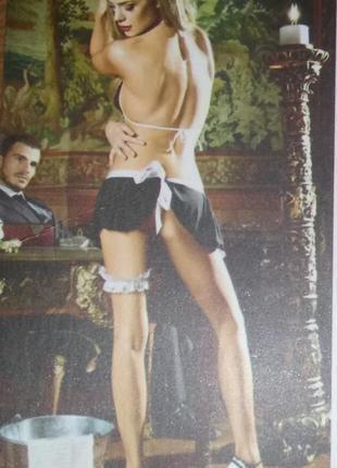 Эротический фартух на завязке для эротических игр