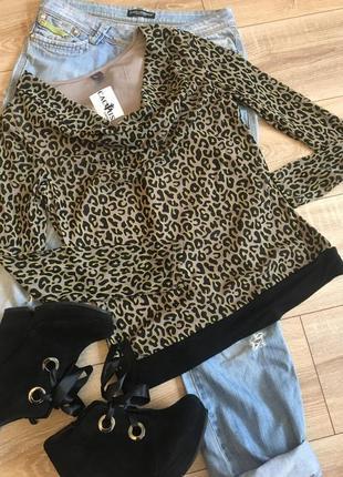 Блуза с длинным рукавом, лонгслив от s.oliver