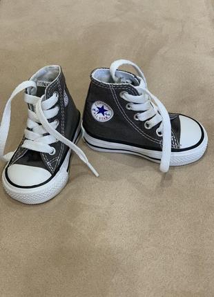 13645113cb07 Детские кеды Converse 2019 - купить недорого вещи в интернет ...
