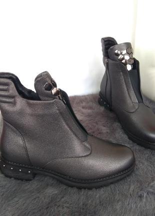 Зимние женские ботинки 2019 - купить недорого вещи в интернет ... ad564dc0990