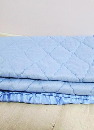 Детское стеганое шелковое одеяло