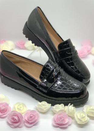 Черные туфли в наличии