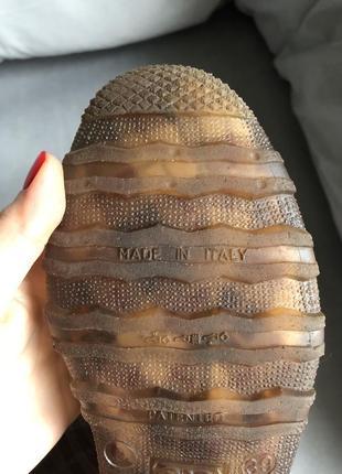 Стильные резиновые сапоги made in italy5 фото