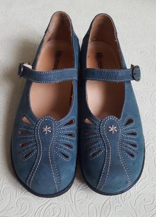 Туфли-мокасины швейцария