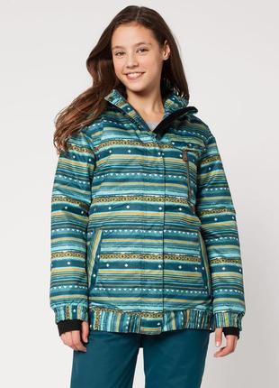 Лыжная куртка c&a rodeo оригинал, l