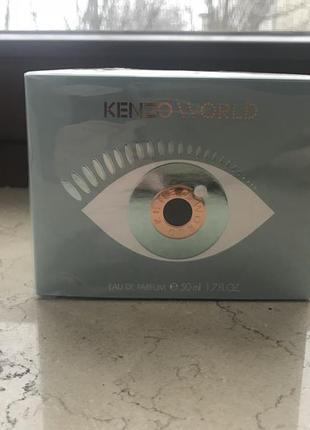Kenzo world 50 ml