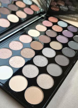 Тіні від makeup revolution2