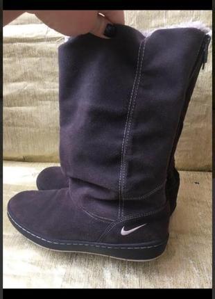 Сапоги ботинки nike оригинал 39р 4f536b25b7c37