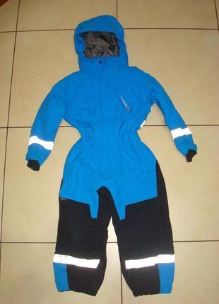 Термо комбинезон  деми или зимний  лыжный  didriksons 110 см