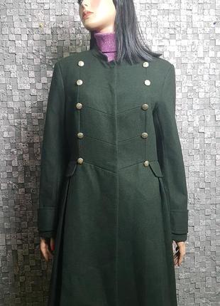 Строгое пальто френч3 фото