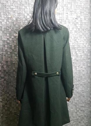 Строгое пальто френч5 фото