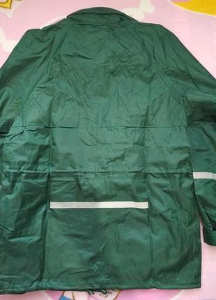 Новая красивая и очень качественная куртка-ветровка на рост 140-1523 фото