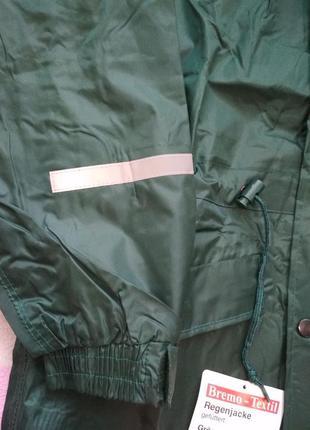 Новая красивая и очень качественная куртка-ветровка на рост 140-1524 фото