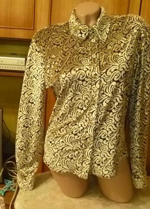 Блузка из панбархата,с длинным рукавом,стрейчевая,весна-осень,винтаж