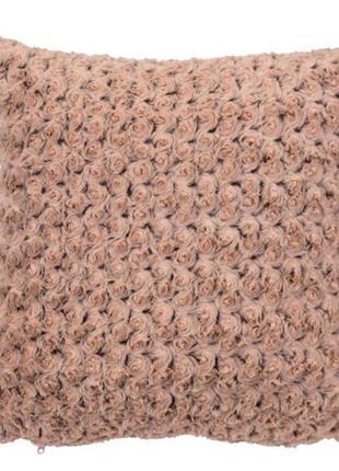 Подушки декоративные меховые