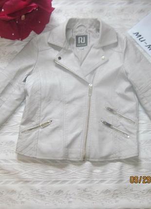 Крутая куртка-косуха для девочки только сегодня за 299 грн!