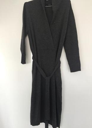 Брендовое  платье шерсть