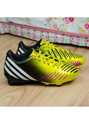 Футбольные бутсы adidas predator absolado lz trx fg оригинал 33р. 20 63adc61115e1d