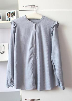 Красивая мягенькая рубашка от george