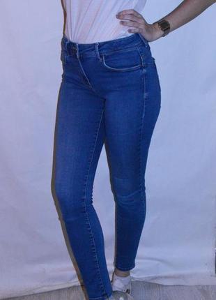 Трендовые джинсы skinny sculpt&lift
