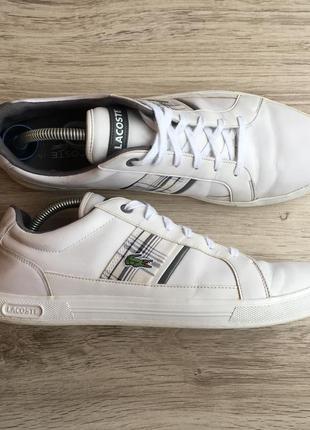 Мужские кроссовки Lacoste (Лакост) 2019 - купить недорого вещи в ... 84c1d397405