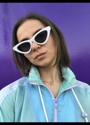 Ретро очки / солнцезахисні окуляри