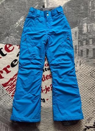 Лыжные брюки женские р.xs columbia