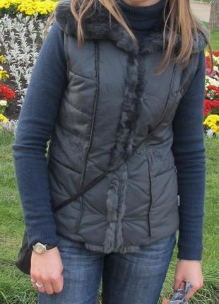 Куртка с жилеткой baon