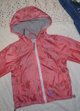 Куртка pure basic (р.98 на 2-3роки) курточка
