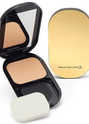 Компактная пудра для лица max factor facefinity compact spf15