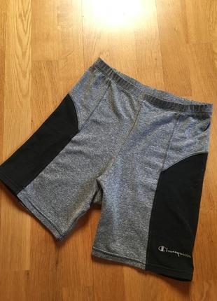 Спортивные шорты для фитнеса спорта champion