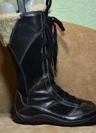 Термо ботинки merrell prevoz insulated waterproof polartec сапоги зимние  ориг. 37 р 24см af05bc194238b