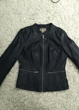 Куртка из искусственной кожи orsay