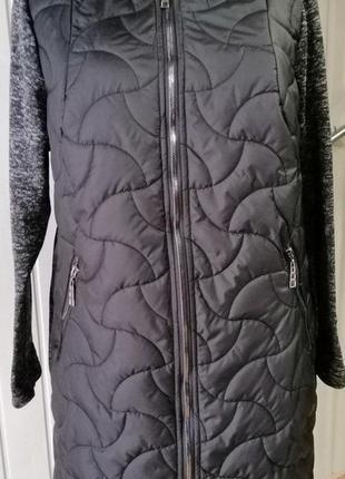 Шикарного качество дэми пальто ,куртка 2019.по 56 размер