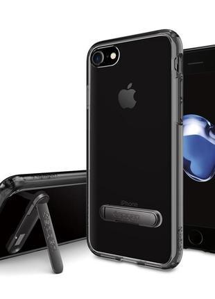 Чехол противоударный spigen ultra hybrid s для iphone 7 8 и plus оригинал