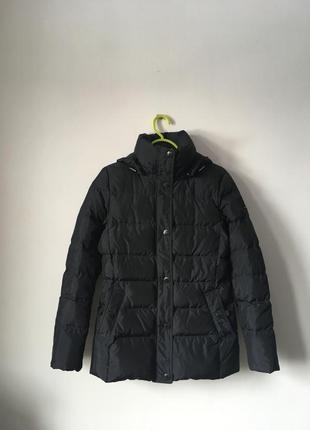 Оригінальна пухова куртка / пуховик tommy hilfiger - s
