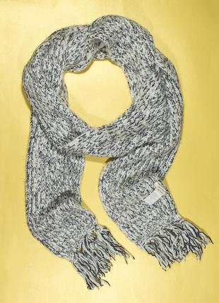 Вязаный шарф marc jacobs knitted scarf