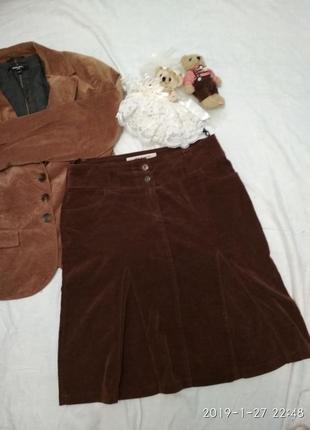Велюровая юбка класса люкс от ana alcazar