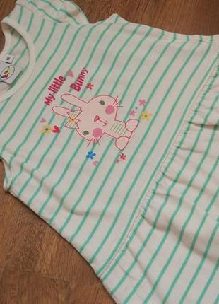 Big sale! новое платье сарафан зайка bubblegum на 1,5-2 года рост 86 см1 фото