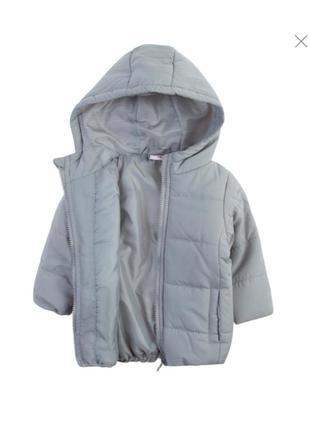 Куртка деми 98р, 128р польща