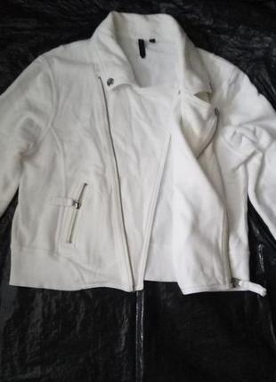 Sosoire collection. элегантная женственная трикотажная куртка - косуха