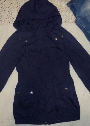 Куртка one by one от charles voegele (р.140 на 9-10років) курточка плащ ветровка