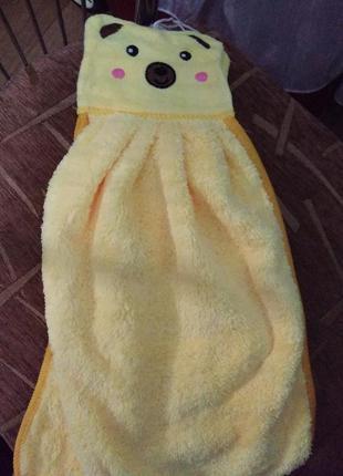 Новые кухонные полотенца