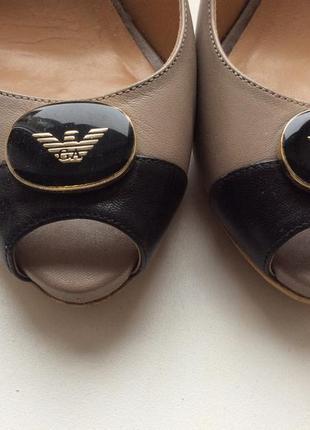 Туфли аrmani5